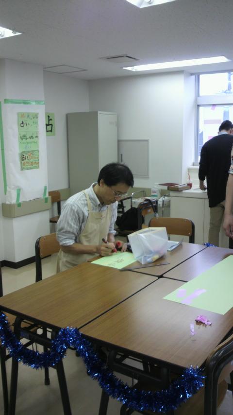 東京医療専門学校ケータリング、そして素敵な出会い_a0075684_1372619.jpg