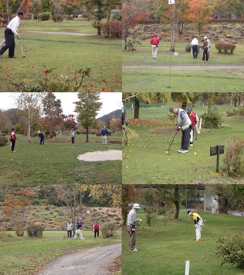 パークゴルフ定期大会!!残り3回です!!_b0219993_1731441.jpg