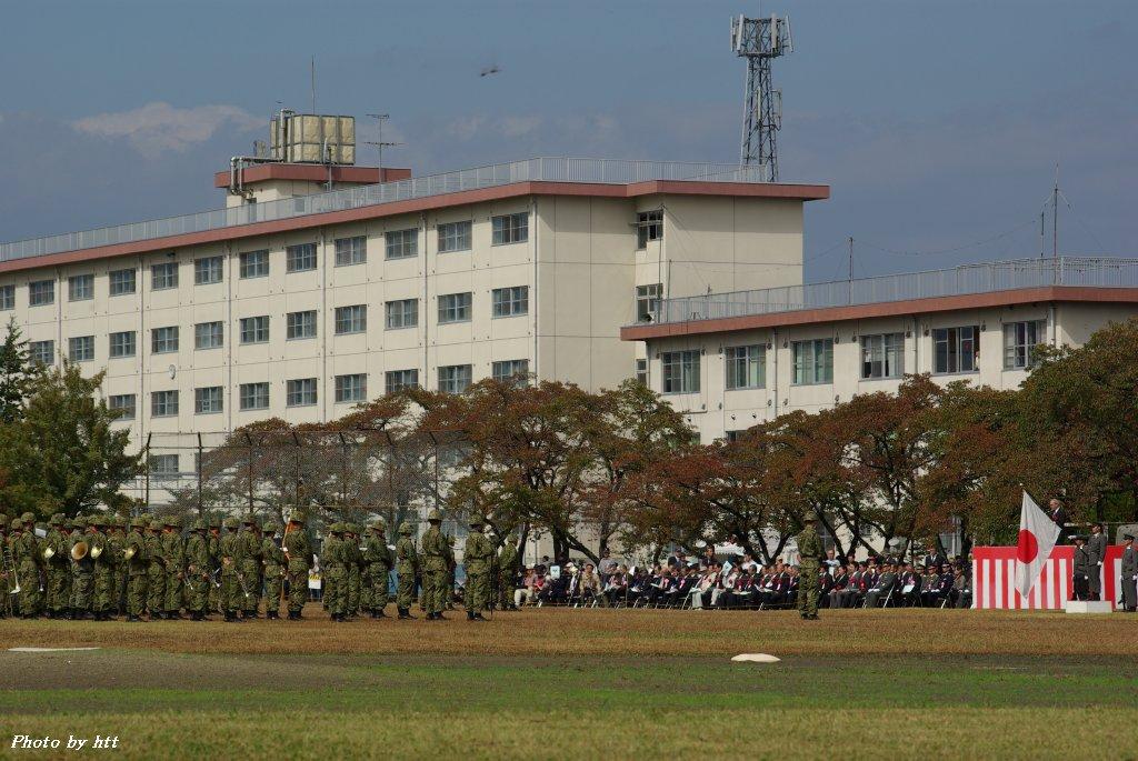 2011年10月16日 大和駐屯地祭_f0148627_23362248.jpg