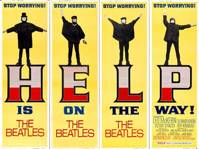The Beatles Studio Sessionsを聴く その7 Help! 後編_f0147840_2343139.jpg