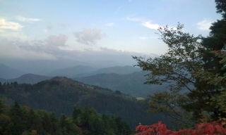 白山セミナーハウス望岳苑へ_f0233340_0373230.jpg