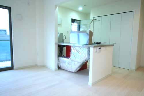 ステンレスメタル キッチン Ⅰ 型 KK am邸 岡崎市_f0222049_025594.jpg