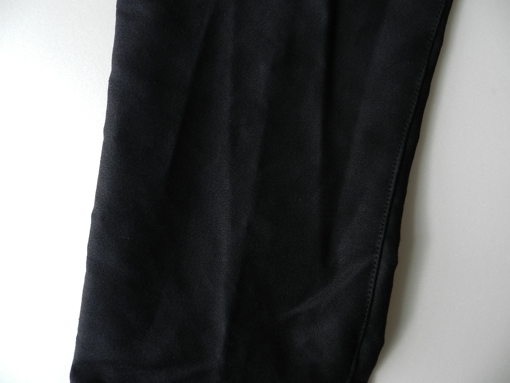 french mole skin pants black squat version_f0226051_12112613.jpg