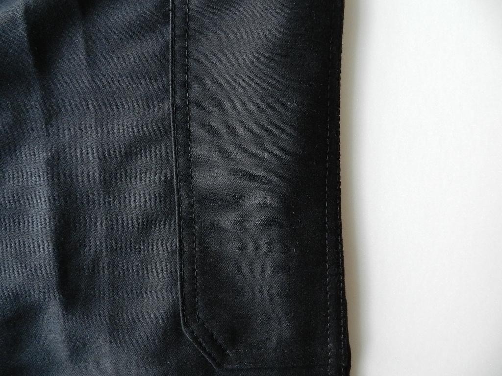 french mole skin pants black squat version_f0226051_12161784.jpg