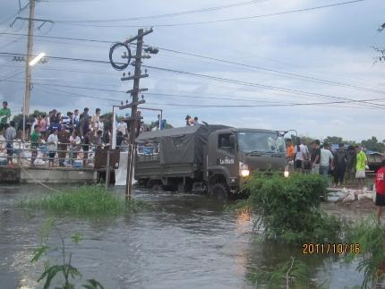 タイの洪水の現状_b0100062_7104162.jpg