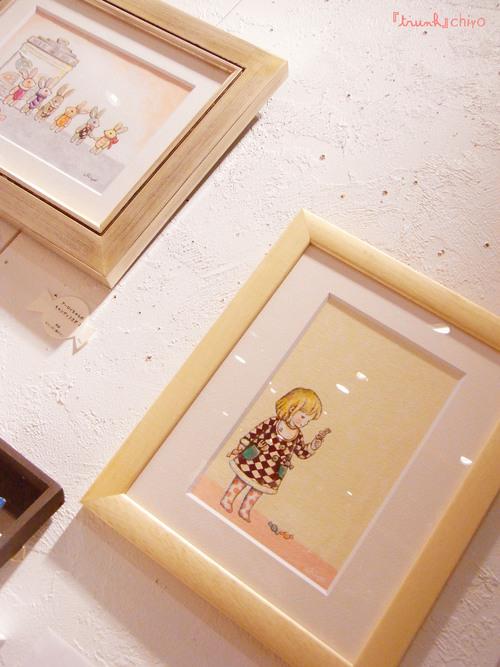 chiyo展示始まりました☆作品紹介【原画】⑤_f0223074_19231856.jpg