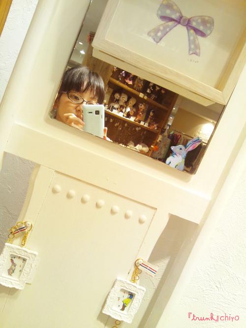 chiyo展示始まりました☆作品紹介【原画】⑤_f0223074_19472390.jpg