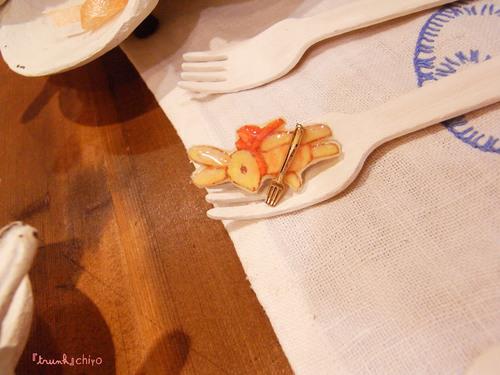 chiyo展示始まりました☆作品紹介【キャンディうさぎさんグッズ】④_f0223074_1974581.jpg