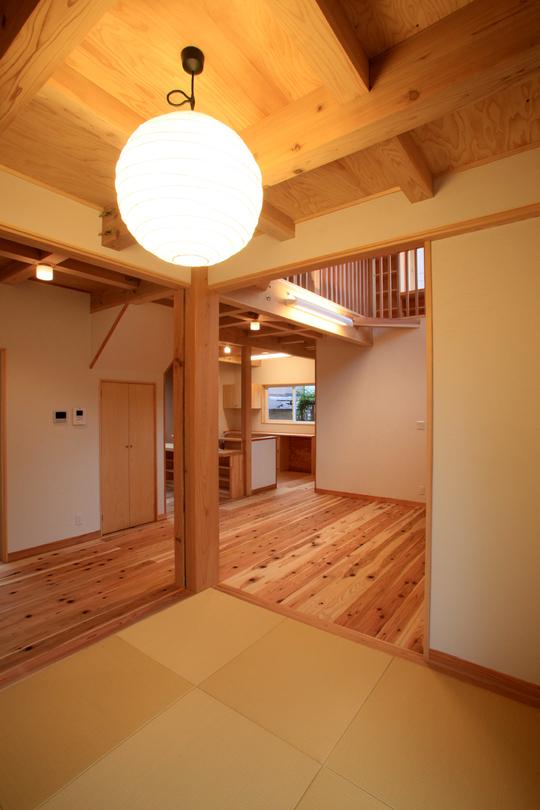 S邸「広面川崎の家」 完成内覧会のお礼_f0150893_1838561.jpg