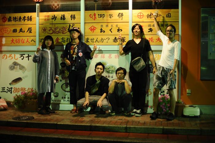ちくわテイスティング協会 MINAMI WHEEL 2011 and  F.M.W で起きたこと_f0144394_21141427.jpg