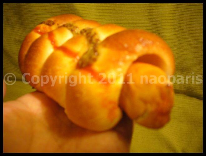 【菓子パン・惣菜パン】Aki Boulangerie10月15日(PARIS)_a0014299_17544966.jpg