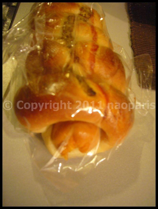 【菓子パン・惣菜パン】Aki Boulangerie10月15日(PARIS)_a0014299_17591833.jpg