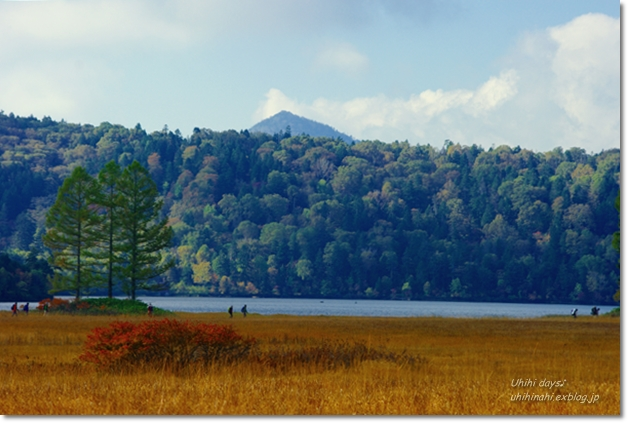 秋の尾瀬沼へ・・・_f0179404_2143773.jpg