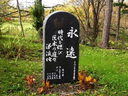 2011年10月18日(火):葉っぱ舞い散る_e0062415_1752973.jpg