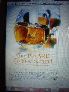"""仏コニャック協会お勧めカクテル """"Cognac Summit""""_d0011635_4522164.jpg"""
