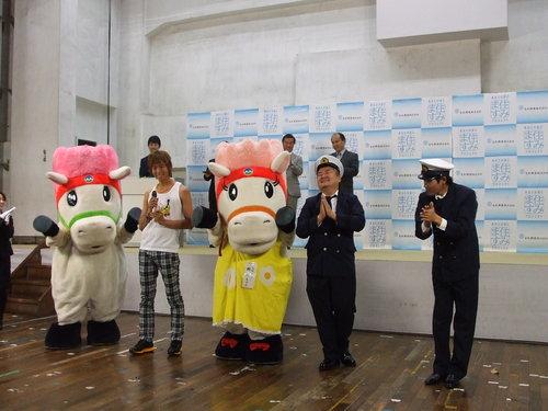 地域に密着!十和田市を全国にPR 十和田奥入瀬観光大使が決定_f0237658_916089.jpg