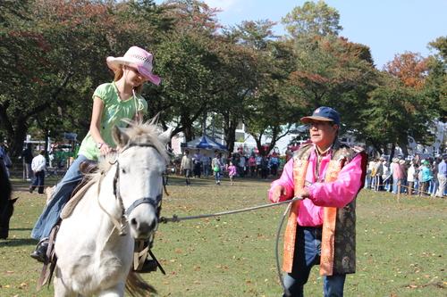 十和田ならでは!馬の祭典 第18回十和田駒フェスタ_f0237658_920264.jpg