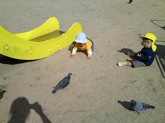 常光寺南公園であそびました!_c0151262_1651205.jpg