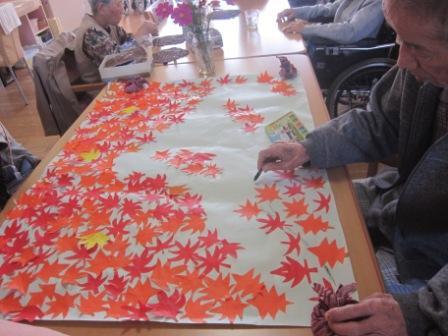 10月の活動・秋といえば・・・_e0142373_1934811.jpg