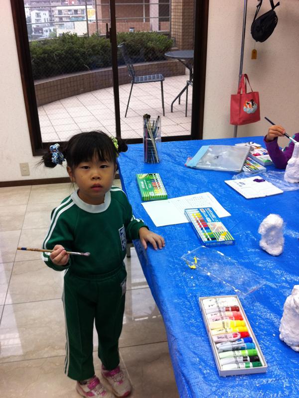石膏工作 あべの教室_f0215199_033625.jpg