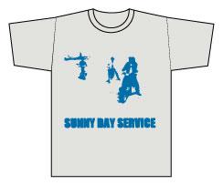 「サマー・ソルジャー Tシャツ」がROSEオンラインショップに入荷!_a0077907_13241639.jpg