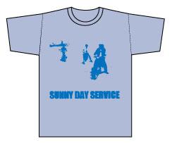 「サマー・ソルジャー Tシャツ」がROSEオンラインショップに入荷!_a0077907_13241670.jpg
