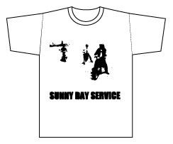 「サマー・ソルジャー Tシャツ」がROSEオンラインショップに入荷!_a0077907_13241690.jpg