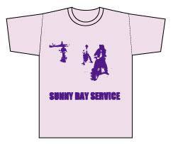「サマー・ソルジャー Tシャツ」がROSEオンラインショップに入荷!_a0077907_13241778.jpg