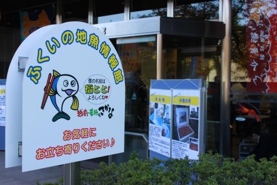 「ふくいの地魚情報館」が福井駅そばにオープン!_f0229508_1345494.jpg