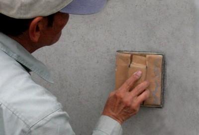 ブロック塀もコンクリートに大変身:コンクリート若返り工法の魅力_e0010418_1623551.jpg