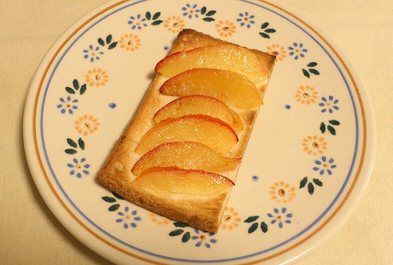 リンゴの季節_c0157242_6265258.jpg