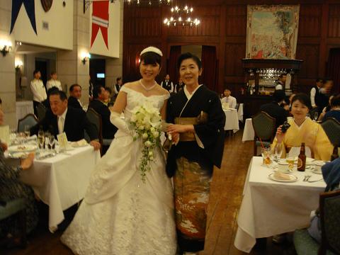 ゆうきちゃんの結婚式_b0157277_14392116.jpg