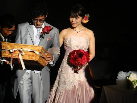 ゆうきちゃんの結婚式_b0157277_15101821.jpg