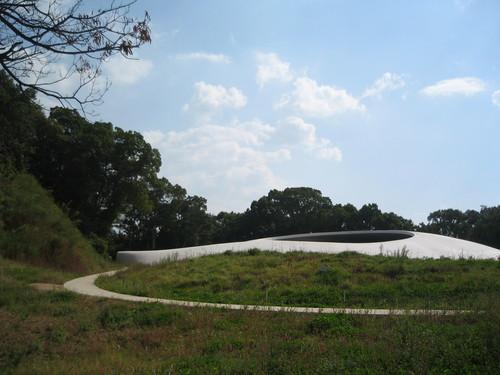 豊島シンポジューム 豊島美術館-アート-建築、自然。_a0155290_16273541.jpg