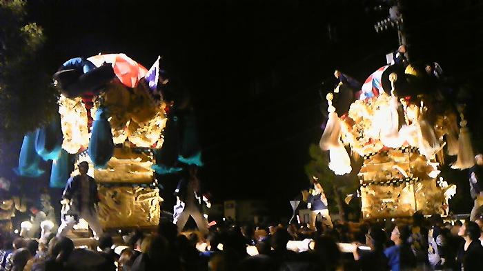 愛媛県新居浜市に続く伝統の「男祭り」 「日本一の喧嘩祭り」_c0186691_16115796.jpg