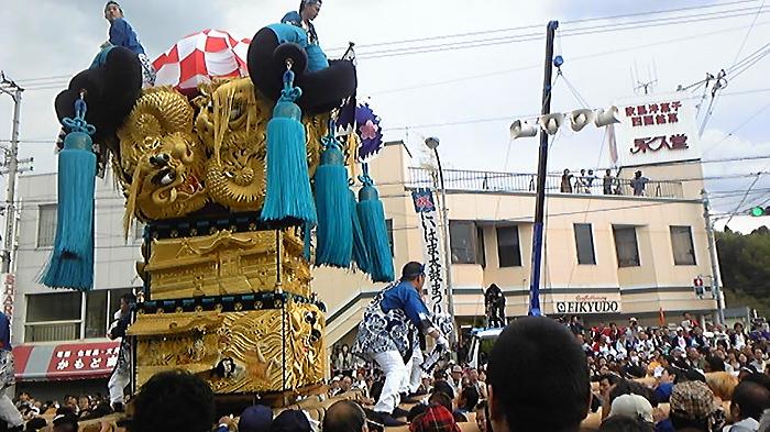 愛媛県新居浜市に続く伝統の「男祭り」 「日本一の喧嘩祭り」_c0186691_16123189.jpg