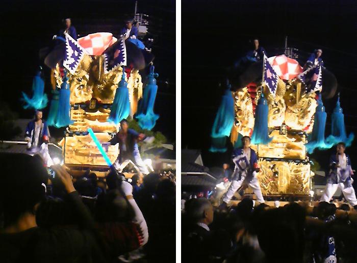 愛媛県新居浜市に続く伝統の「男祭り」 「日本一の喧嘩祭り」_c0186691_1612697.jpg