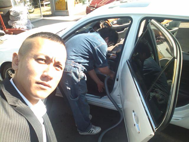 ランクル TOMMY札幌店 10月20日 本日の納車準備☆_b0127002_2127611.jpg
