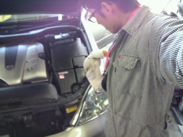 ランクル TOMMY札幌店 10月20日 本日の納車準備☆_b0127002_2128187.jpg