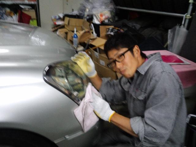 ランクル TOMMY札幌店 10月20日 本日の納車準備☆_b0127002_212972.jpg