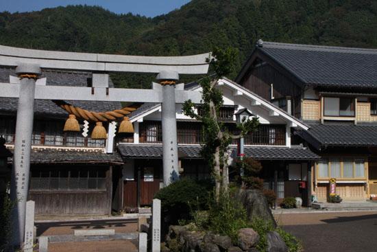 熊川宿 福井県_e0048413_232126.jpg