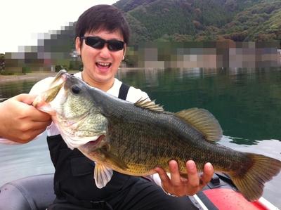 湖北でゴムボートフィッシング!_a0153216_22332310.jpg