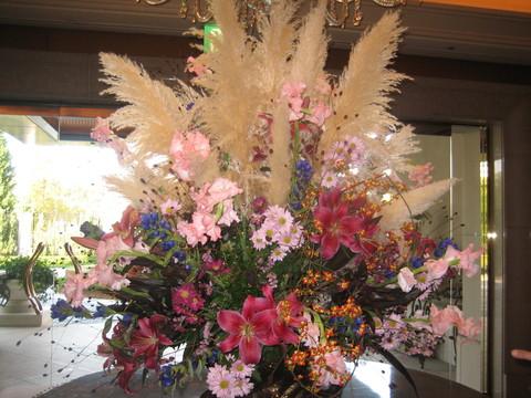 結婚式場内見会☆_d0207324_8385041.jpg