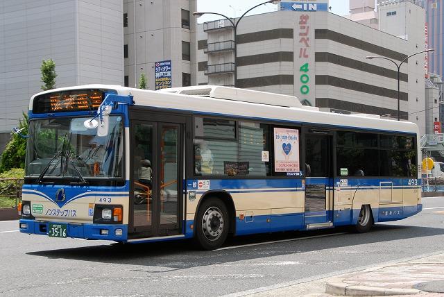 阪神バス~ブルーリボンⅡノンステップ&ワンステップバス~_a0164734_22343425.jpg
