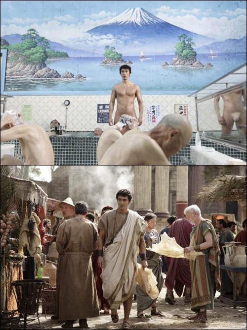 《羅馬浴場真人版》阿部寬與北村一輝真是太讚了w_c0073742_0161184.jpg