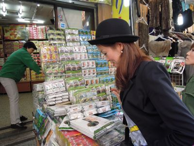 楽しかった韓国旅行〜3日目 Vol.1_a0239065_1312879.jpg