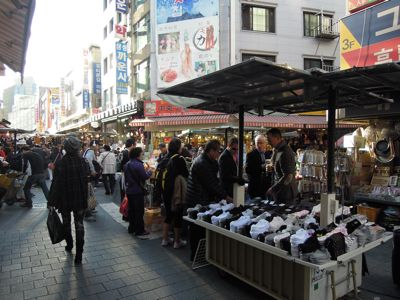 楽しかった韓国旅行〜3日目 Vol.1_a0239065_1392952.jpg