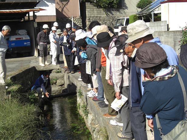 人材育成研修4回目、地域学講座は、歩いて内海めぐり_e0175370_14444017.jpg