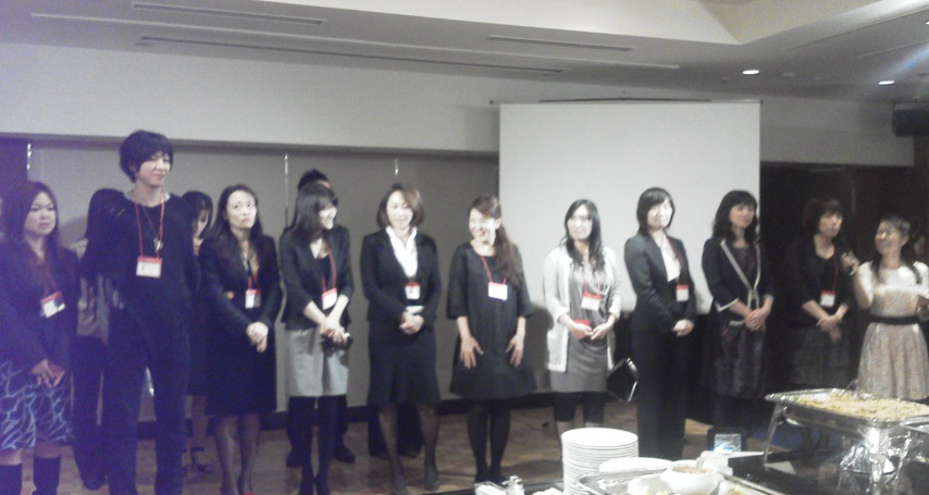 IWPA JAPANフリーランスウェディングプランナービジネス交流会2011_f0025970_759211.jpg