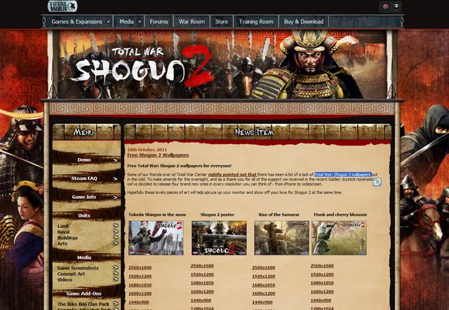 Total War: Shogun 2官網 wallpapers _e0040579_775369.jpg
